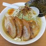 北海道らーめん 小林屋 - 料理写真:塩チャーシュー麺♪