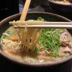 玄屋 - 醤油拉麺 650円 (リフト)