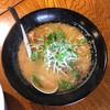 麺屋 花蔵 - 料理写真:鶏ごぼうラーメンみそ味 780円