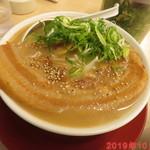 ラーメン横綱 - (期間限定)煮込みバラ肉ラーメン 920円