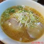 中村商店 - 麦味噌ラーメン