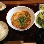 11904063 - やまと豚ヒレ肉のカツ煮膳¥1580