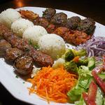 TRUVA Turkish Restaurant - Mix Kebab