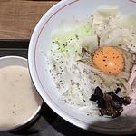麺と心 7 - 料理写真:オマール海老のまぜそば(2019年11月限定)