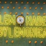 レモネードbyレモニカ - 映えスポット的な店名の電飾