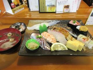 錦寿司 - おまかせ