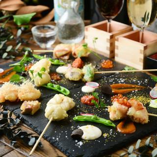 肉とフレンチ串 ネオビストロ 大衆ロッシーニ 栄店