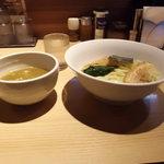 麺屋 みちしるべ - ¥780