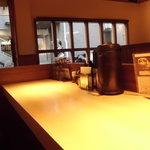 麺屋 みちしるべ - 店内