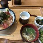 しずバル - いろんな魚のまかない漬け丼