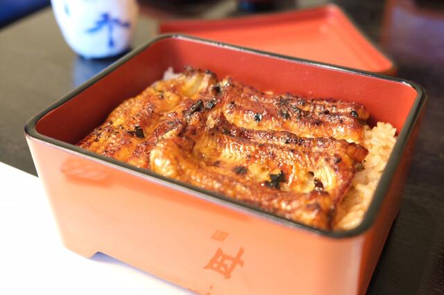 うなぎ藤田 白金台店の料理の写真