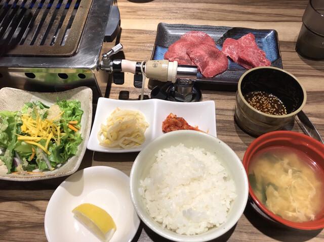 和牛焼肉 金タレ 渋谷道玄坂店の料理の写真