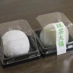 宇治川餅 - 大福、抹茶大福