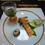 南平台温泉ホテル - 旬菜など