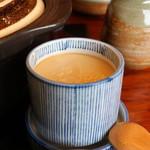 清水 順正 おかべ家 - 茶碗蒸し