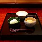 Sakamaruyama - ソルベ色々