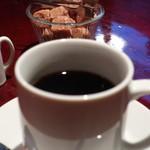 cinq cafe - 京都ブレンドホットアップ