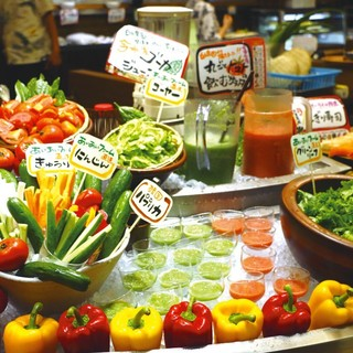 いつ来ても楽しめる季節のお料理をご用意!