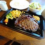 Green cafe ACB - オーストラリア産キューブロールステーキ