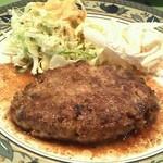セーラ - 料理写真:ハンバーグ(日替わりでない方)