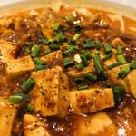 CHINA DOLL - 麻婆刀削麺  アップ