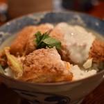 とんかつ やまいち - 料理写真:カツ丼