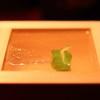 バー・バーンズ - 料理写真:季ノ美のジントニック 和歌山県のライム 柚子塩で