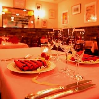 カジュアルで気軽に楽しめるイタリアのオステリア(居酒屋)