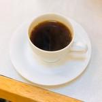 タータン珈琲 - おすすめされたコーヒー「マンデリン アチェ」。
