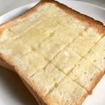 ブーランジェリー ブランシャス - 料理写真:トーストしていただきました