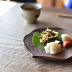 そば切り 蔦屋 - 料理写真: