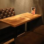 イタリアンカフェ&トラットリア バンビーノ - 個室