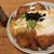 吾妻橋 やぶそば - 料理写真:カツ煮