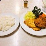 レストラン あかね - 日替わり定食 650円 美味しかった~♪