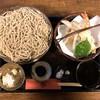白州手打ち蕎麦 くぼ田 - 料理写真:天もりそば
