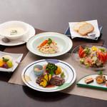 割烹旅館 寿美礼 - 料理写真:見蘭牛のコース
