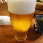 片口 - ビール