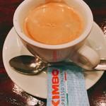 ALMA - ホットコーヒー¥480