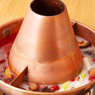 火鍋専門店ならではのこだわりの味。秘伝の出汁は絶品です!
