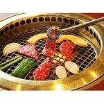 焼肉 おうじゅう - 料理写真:宴会コース