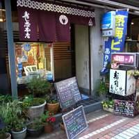 寿し忠 - 銀座通りより一歩入ったところにあります♪jr熱海駅より徒歩15分です★