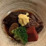 119102019 - 宮崎県産和牛頰肉の柔らか煮