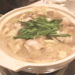 もうら食堂 - 料理写真:もつ鍋