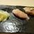 豊鮨 - 料理写真:クロムツ・アジ
