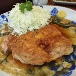 119103338 - ランチ鶏生姜焼き定食