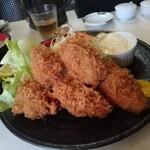 119103745 - カキフライ定食