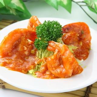 一品料理は充実の品揃え★野菜類・肉類・海鮮類など多数ご用意!
