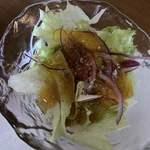 肉処 和匠 - サラダ