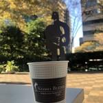 カフェ ブー エクスプレス - 野茂英雄さんのオリジナルブレンドコーヒーも飲める♬
