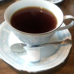 カフェドルチェ - ホットコーヒー 450円